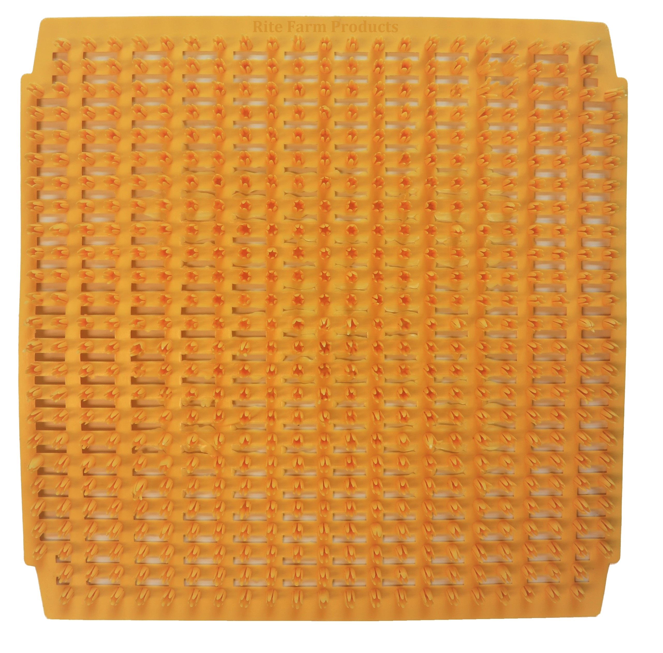 4 PACK OF WASHABLE POLY NESTING BOX PAD MAT BOTTOM FOR CHICKEN COOP POULTRY NEST