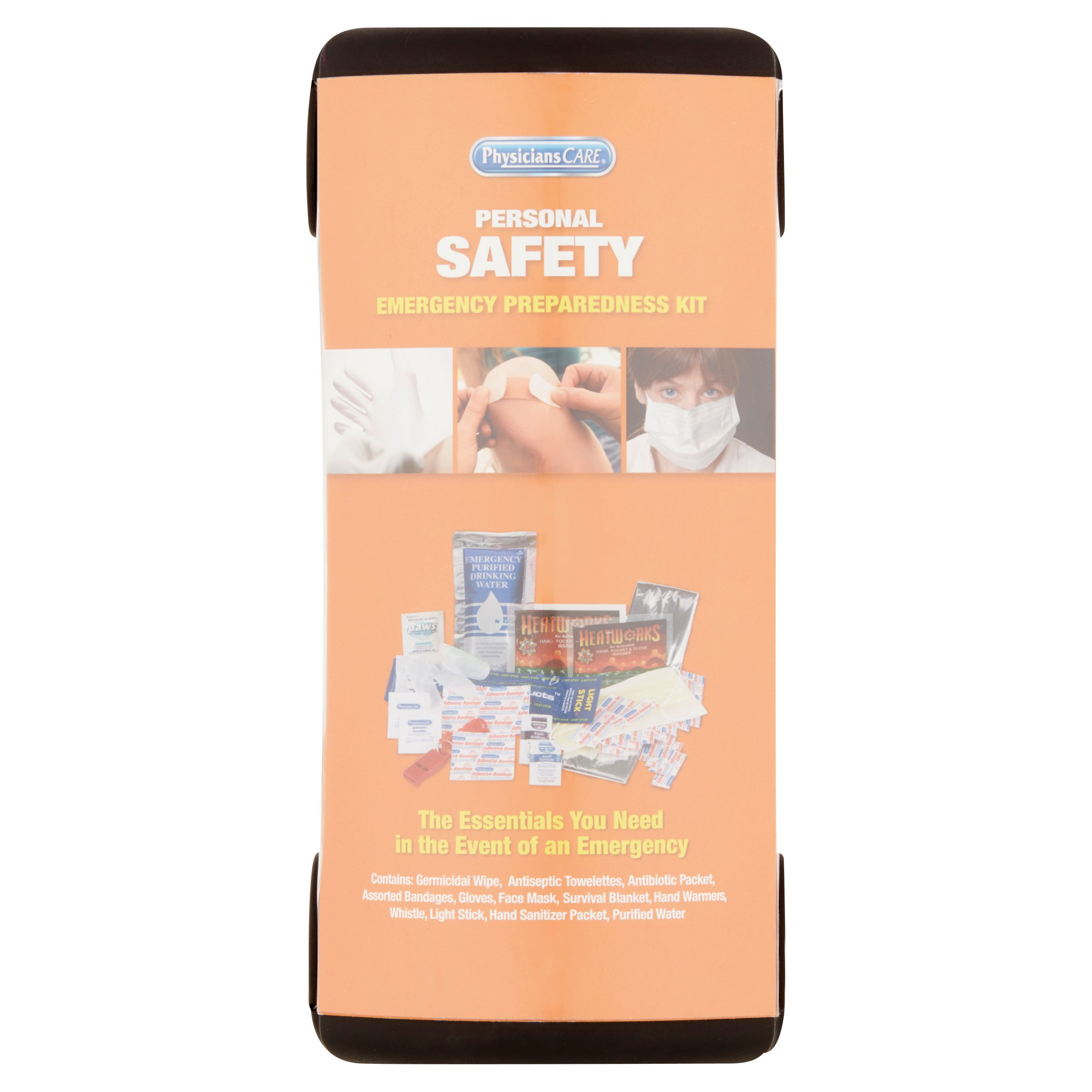 Physicians Care Personal Safety Emergency Preparedness Kit
