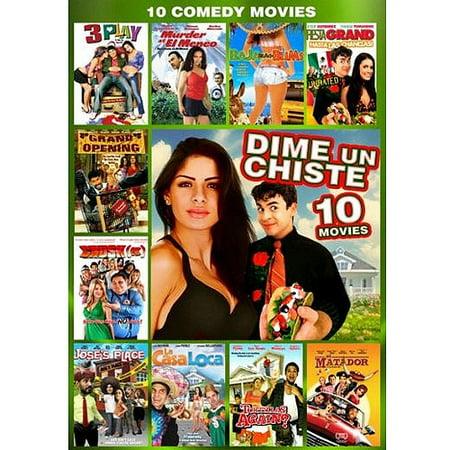 Dime Un Chiste (10 Movies) (Spanish) (Full Frame) (Halloween Movie 1978 Full Movie English)
