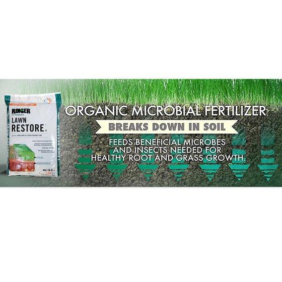 Brand Ringer 25 lb  Lawn Restore II Fertilizer