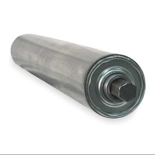 ASHLAND CONVEYOR WT09 Replacement Roller, Dia 2 5/8 In, BF 9 In