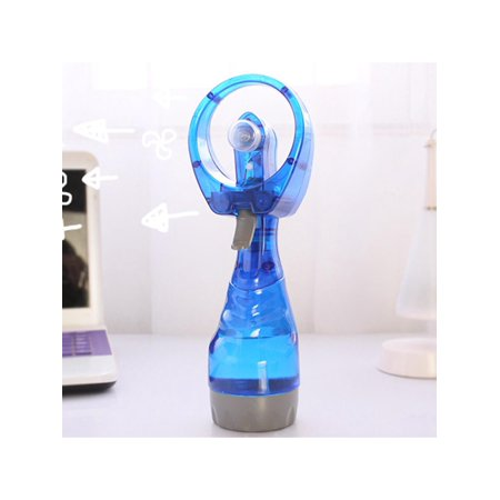 Portable Misting Fan Hand Held Cooling Summer Water Spray
