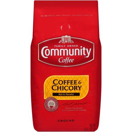 Community® Coffee Coffee & Chicory Ground Coffee 32 oz. Bag