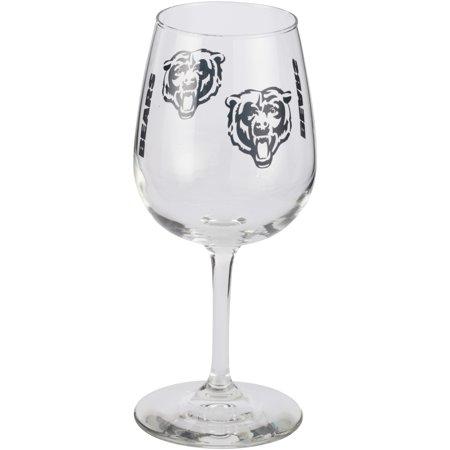 Nfl Wine (NFL Bears 12 oz. Wine Glass)