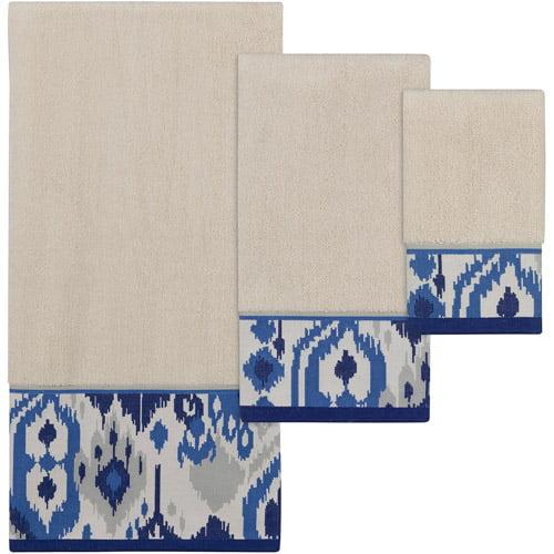 Creative Bath Dawson 3-Piece Towel Set
