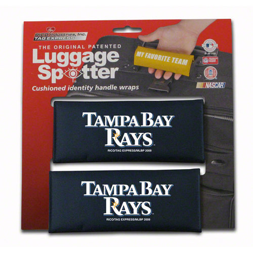 MLB - Tampa Bay Rays Luggage Spotter 2-Pack