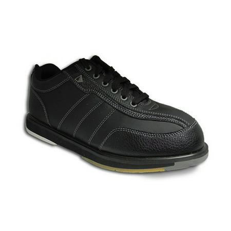 Black Right Hand Bowling Shoe (Pyramid Men's Ra Black Right Handed Bowling Shoes)