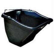 Miller Mfg Co Inc Better Bucket- Black 20 Quart - BB20BLACK