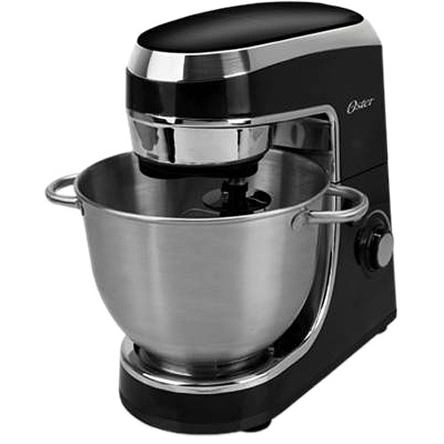 Oster Planetary Stand Mixer, FPSTSMPL1, Black