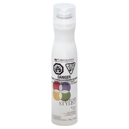 Pureology Color Stylist for Colour-Treated Hair Root Lift Spray Hair Mousse, 10