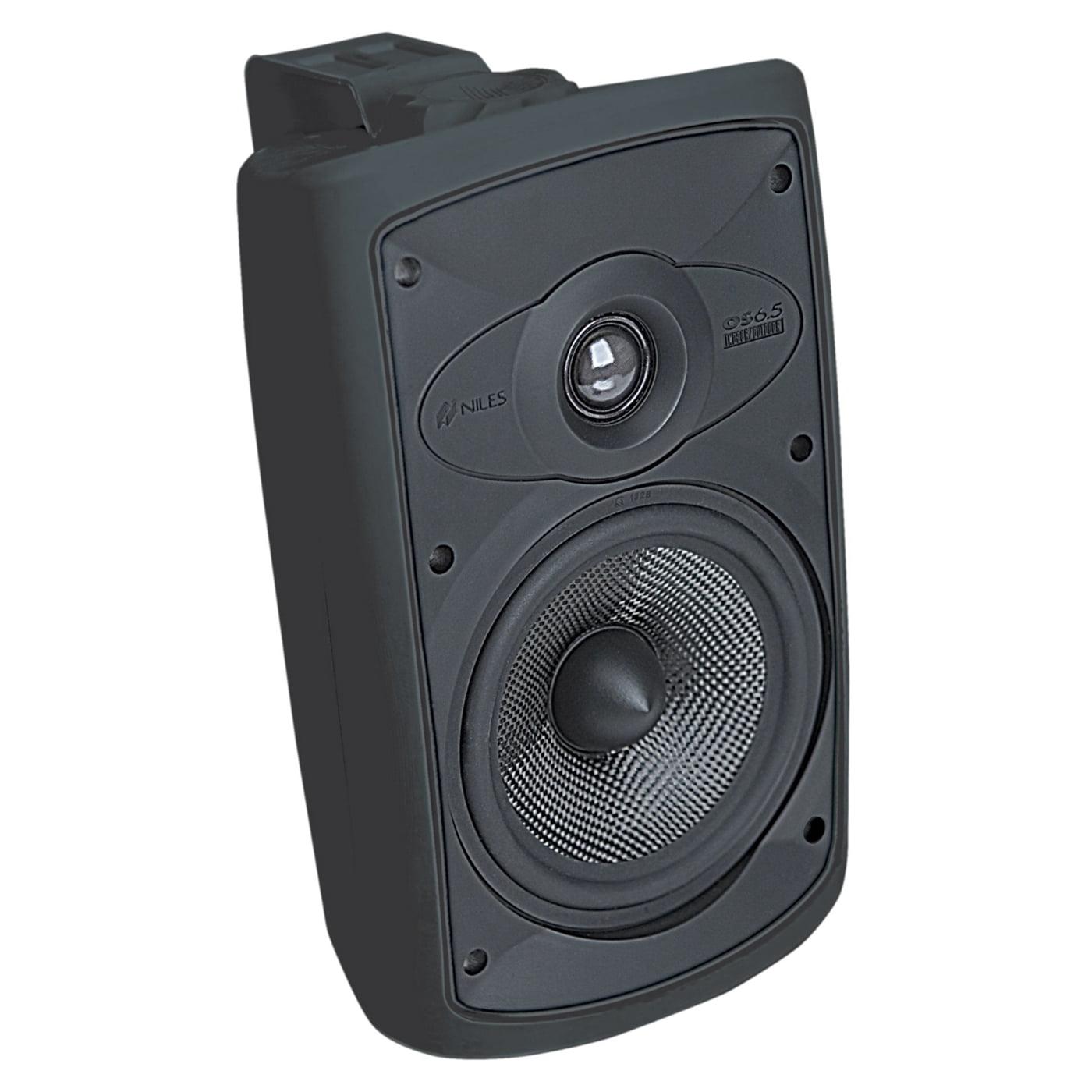 "Niles OS6.5 6"" 2-Way High Performance Indoor/Outdoor Loudspeakers - Pair"