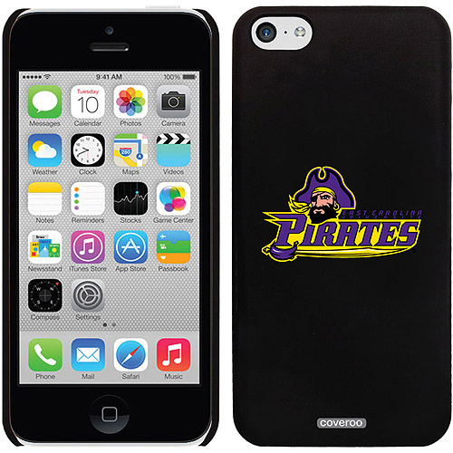 Coveroo East Carolina Primary Mark Design Apple iPhone 5c Thinshield Snap-On Case