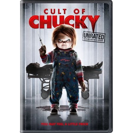 Cult of Chucky (DVD) (Chalky Paper)