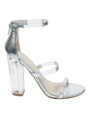 69d16fb56f2e Bamboo Womens Sandals - Walmart.com