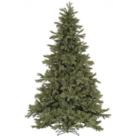 Vickerman Unlit 4.5' Deluxe Frasier Fir Artificial Christmas