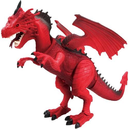 BO Walking Dragon, Red