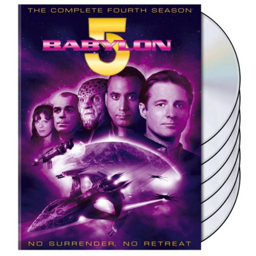 Babylon 5: The Complete Fourth Season (Widescreen) by WARNER HOME ENTERTAINMENT
