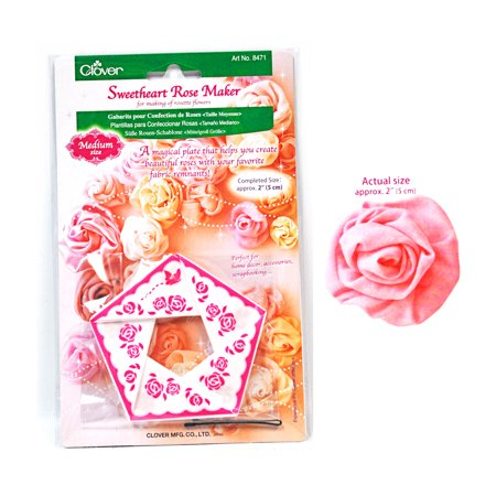 Clover Sweetheart Rose Makers Medium