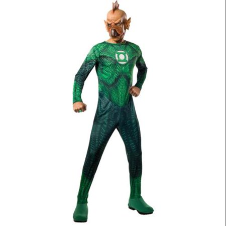 Green Lantern Tomar Re Costume Adult Medium - Tomar Re
