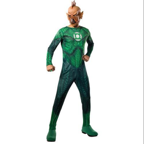 Green Lantern Tomar Re Costume Adult