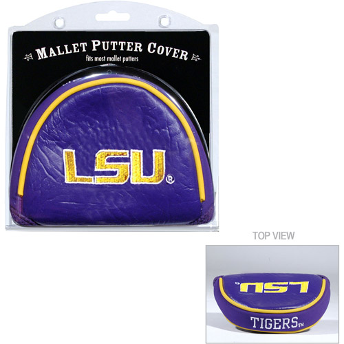 Team Golf NCAA Louisiana State Golf Mallet Putter Cover
