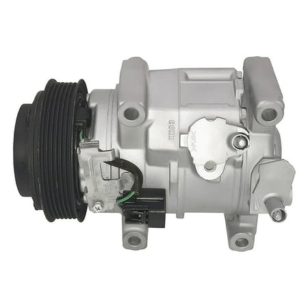 RYC Remanufactured AC Compressor and A/C Clutch IG320 (ONLY FITS 2011-2016 Dodge Grand Caravan and Chrysler Town & Country 3.6L) Chrysler Newport Ac Compressor