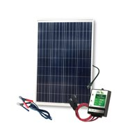 Nature Power (53000) 110 Watt Solar Kit with 11 Amp Charge Controller
