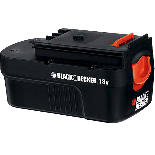 Black & Decker 18V Slide Battery Pack Model HPB18-OPE