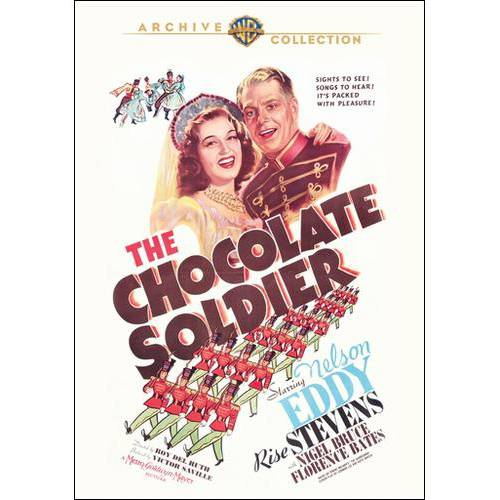 The Chocolate Soldier (1941) (Full Frame)