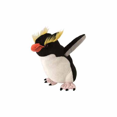 1e313ee351d6 Cuddlekins Rockhopper Penguin by Wild Republic - 11655 - Walmart.com