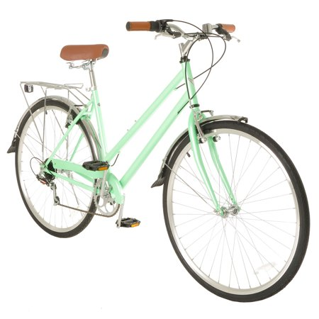 Vilano Women's Hybrid Bike 700c Retro City (Diamondback Womens 2016 Vital 1 700c Hybrid Bike)