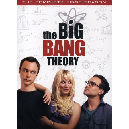 The Big Bang Theory  The Complete First Season