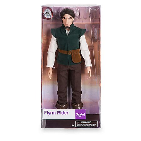 Disney Classics Dolls (Disney Store Flynn Rider from Tangled Classic Doll New with)