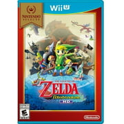 The Legend of Zelda: Wind Waker (Nintendo Selects), Nintendo, Nintendo Wii U, 045496904425