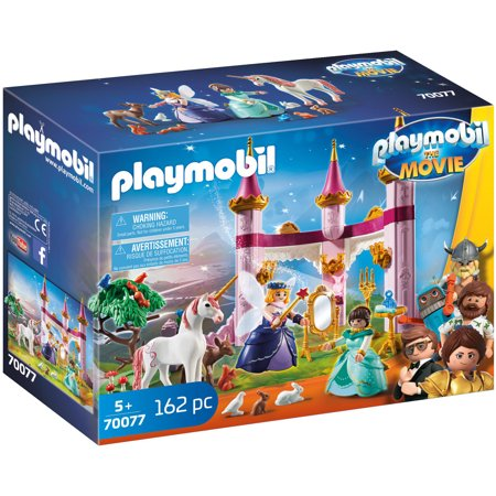 PLAYMOBIL THE MOVIE Marla in the Fairytale Castle Now $12.47 (Was $29.99)