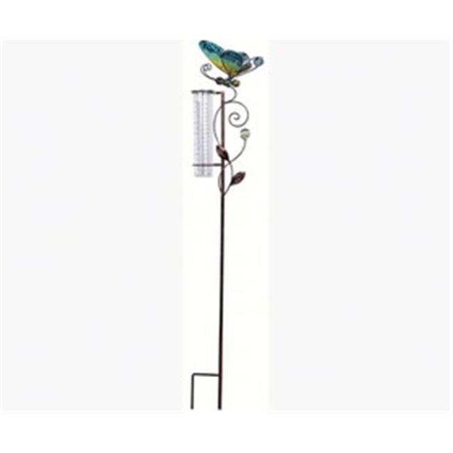 Sunset Vista Designs SV91899 Butterfly Rain Gauge by Rain Gauges