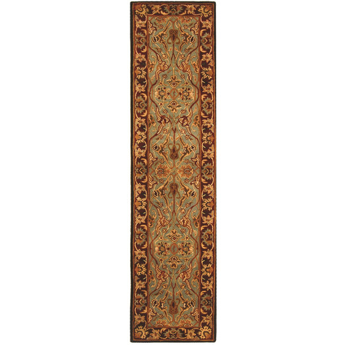 Safavieh Heritage Light Blue/Red Area Rug