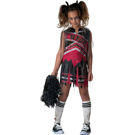 Spiritless Cheerleader Child Costume - Cheerleader Kids Costume