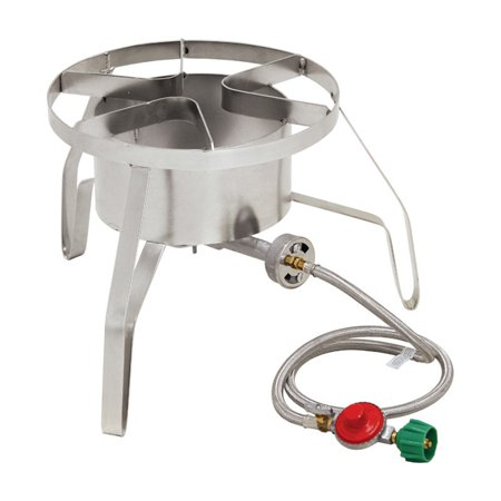(Bayou Classic Stainless Steel High Pressure Cooker)