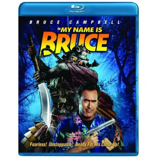 My Name Is Bruce (Blu-ray) (Widescreen)