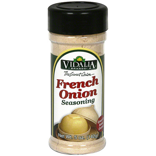 Vidalia French Onion Seasoning, 5 oz (Pack of 8)