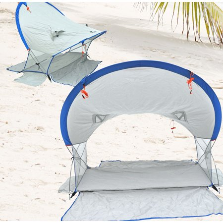 Shower Cabana - Deluxe 360 View  Beach Shader / Beach Cabana / Beach Tent UPF 100