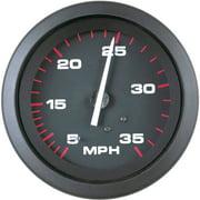 SeaStar Solutions Amega 35-MPH Pitot-Type Speedometer Kit