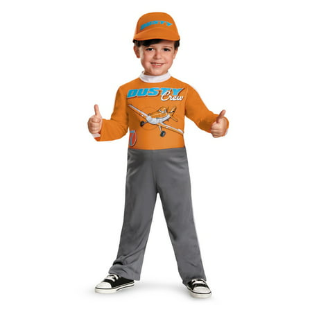 Dusty Crophopper Halloween Costume (Disney Planes Toddler &  Boys Dusty Crophopper Costume &)