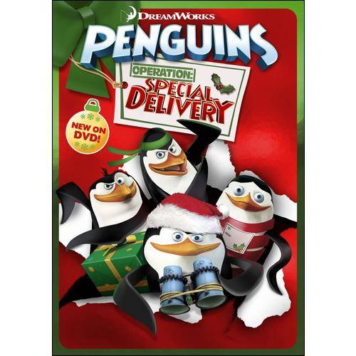 Penguins Of Madagascar: Operation Special Delivery (Widescreen)