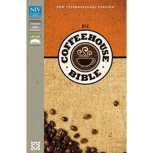Niv Coffeehouse Bible: Imitation Leather Espresso and Caramel Italian Duo-tone Bible