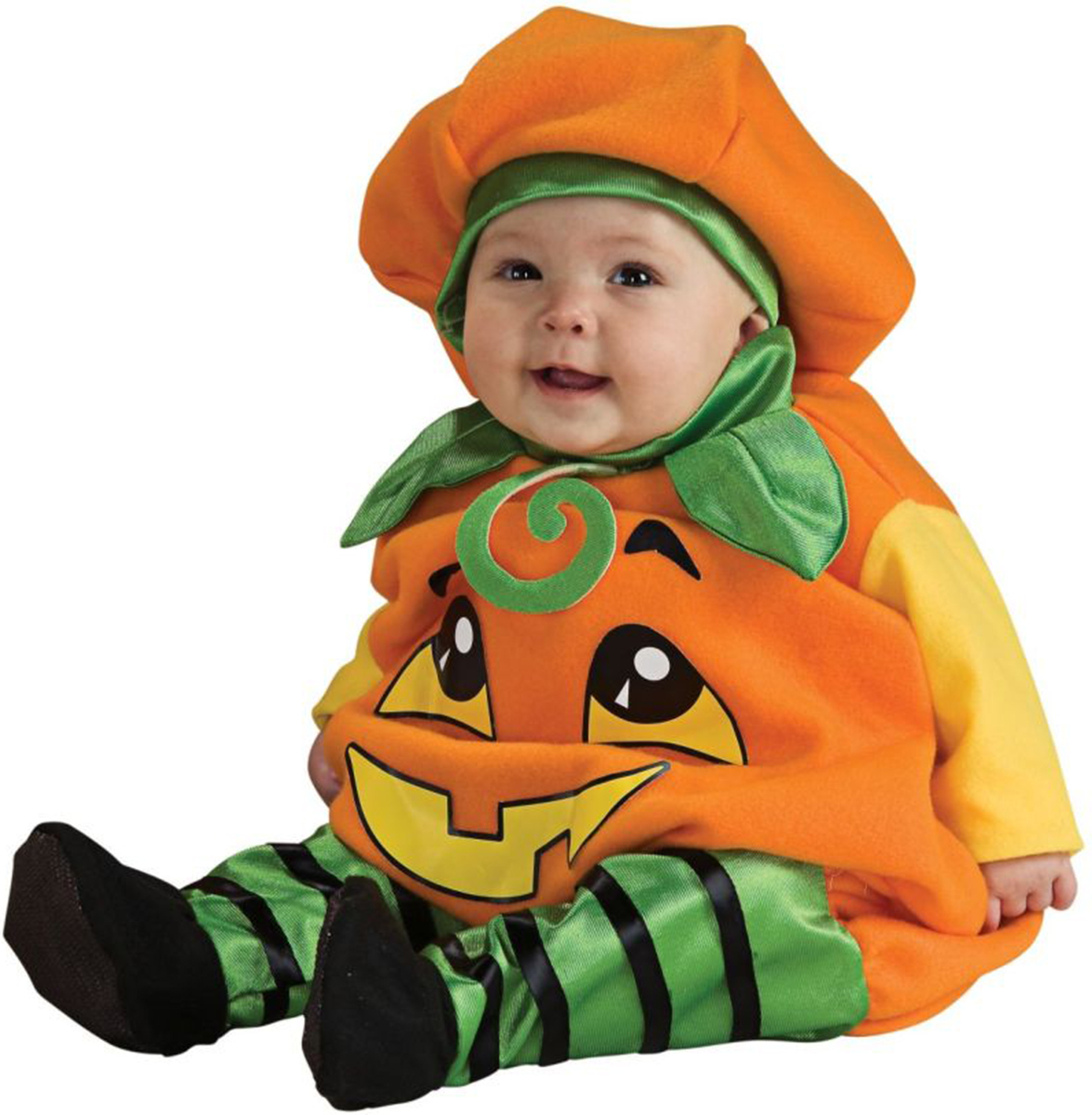 Morris costumes RU885840I Pumpkin Jumper Infant