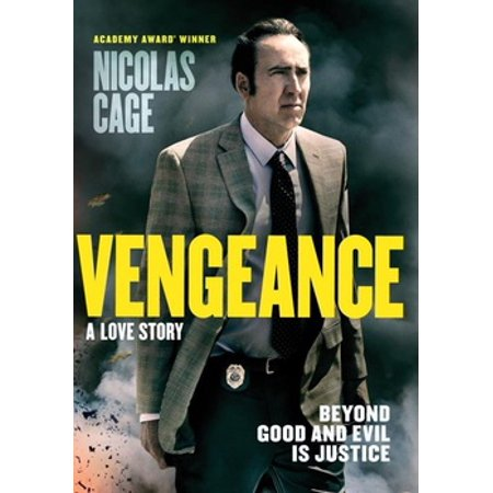 Vengeance: A Love Story (DVD) - Halloween Love Story