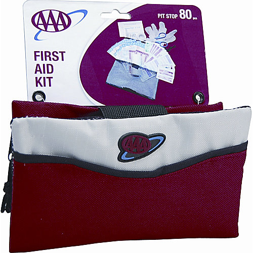 Lifeline First Aid AAA Pit Stop Road Kit