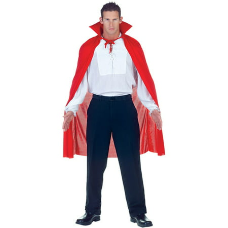 Red Cape Adult Halloween Accessory](Halloween Costume Ideas With A Red Cape)